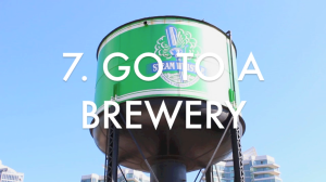 Go To A Brewery
