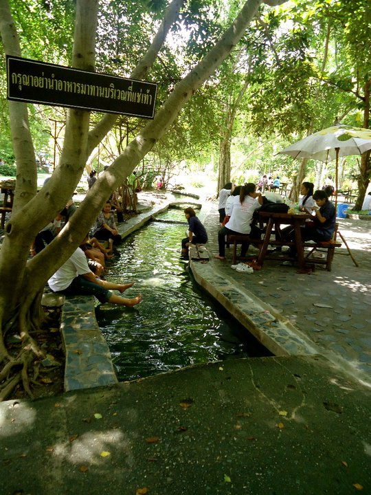 chiang mai hot springs