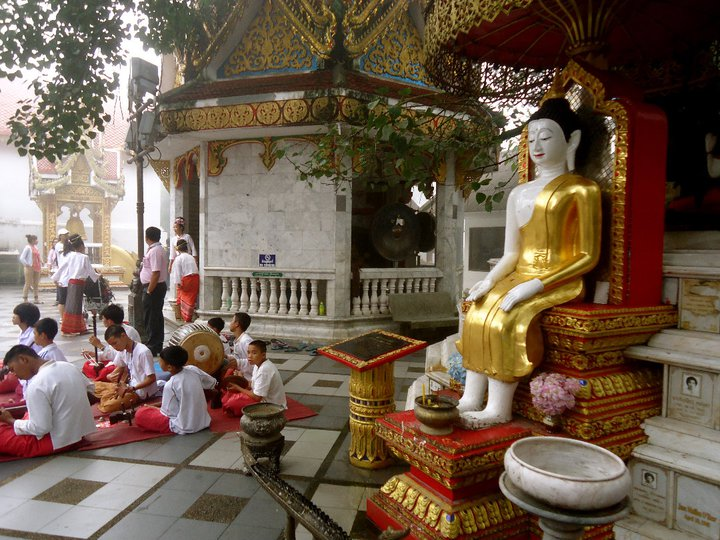 chiang mai Wat Phra That