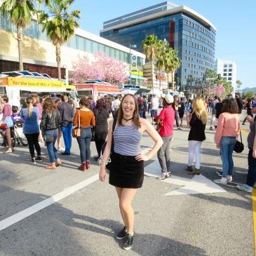 The Vegan Street Fair