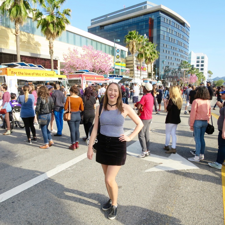 The Vegan Street Fair